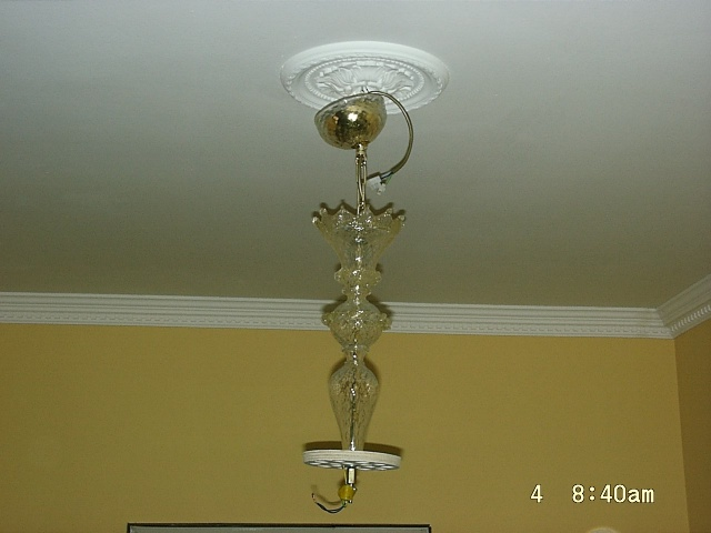 Come montare un lampadario di Murano